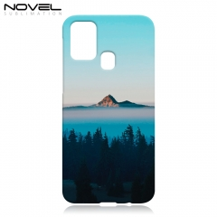 Hard Plastic 3D Sublimation Case For Galaxy M31