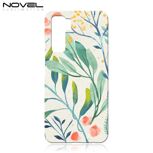 Hard Plastic 3D Sublimation Case For HW Nova 7 SE