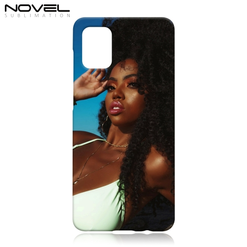 Blank Sublimation 3D Plastic Phone Cover For Galaxy A31