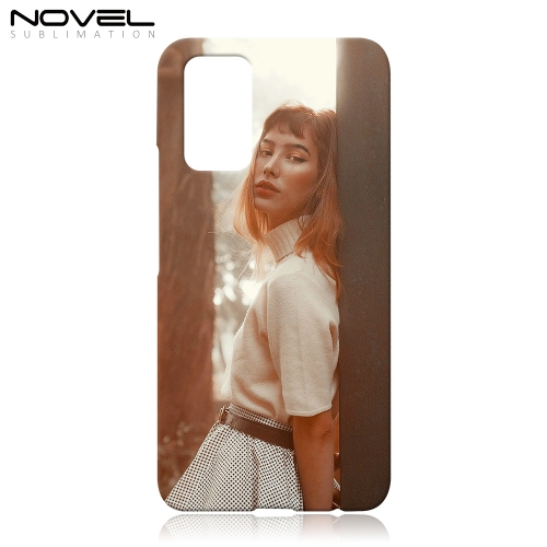 Custom Blank 3D Plastic Phone Case For Honor 30S