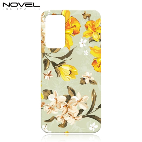 Personalized 3D Hard Plastic Phone Shell For Honor X10