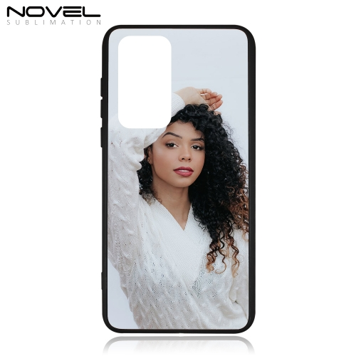 Custom Tempered Glass Rubber Phone Case For Huawei P40 Pro