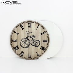 Sublimation Circle MDF Wall Clock Dia 170mm