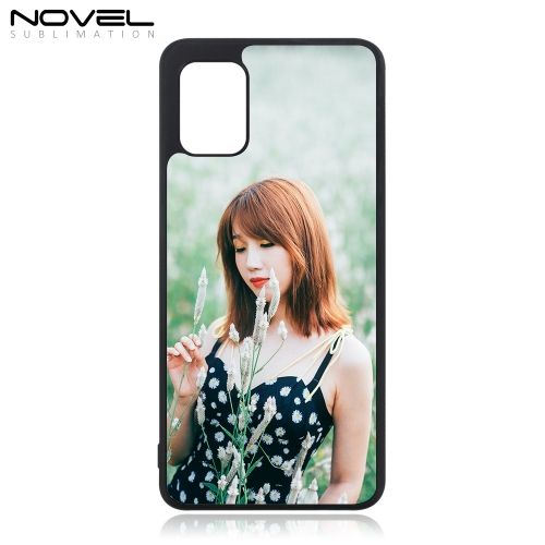2D Rubber TPU Phone Shell For Galaxy A31