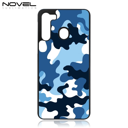DIY Sublimation Blank 2D Plastic Phone Case For Galaxy A21