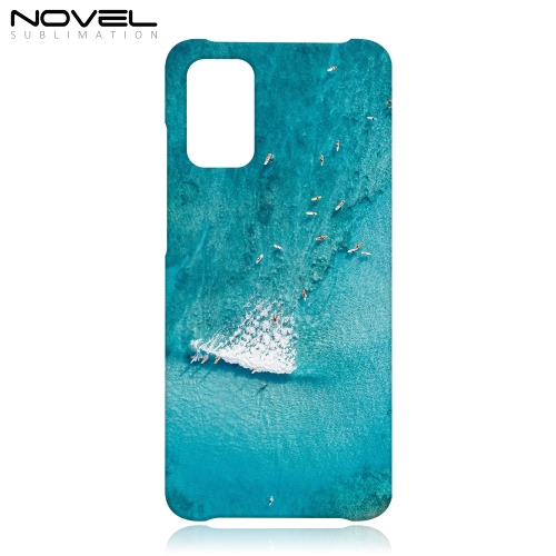 Blank Sublimation 3D Film Case For Galaxy S20 Plus