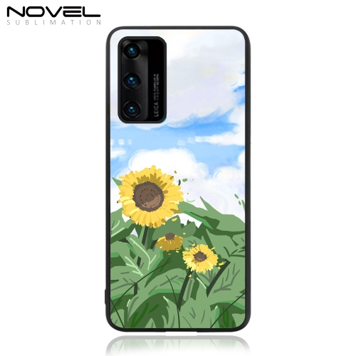 Personalized Sublimation 2D TPU Silicone Case For Huawei P40s