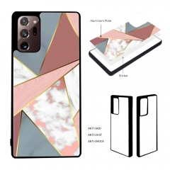 DIY 2D TPU Case for Galaxy Note 20 Ultra Sublimation Phone Back Case for Galaxy S Series