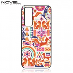 Personalized 2D PC Case for Huawei P Series,P40,P30,P20,P10,P9,P8,P7 Sublimation Blank Phone Case