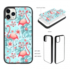 Popular Sublimation 2D TPU Cases For iPhone 12,11,X,XR,SE 2020,5/6/7/8 Custom Mobile Phone Covers