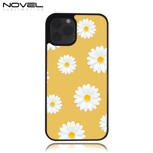 Hot Selling Sublimation Blank 2D Plastic Cell Phone Case for iPhone 12 6.1""