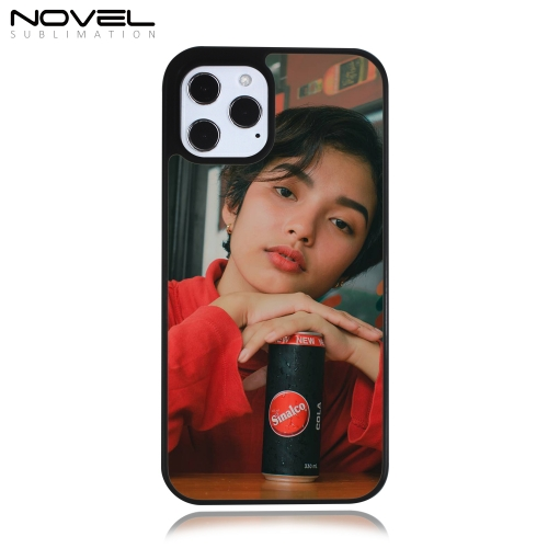 Popular Sublimation Blank 2D Plastic Phone Case for iPhone 12 6.7""
