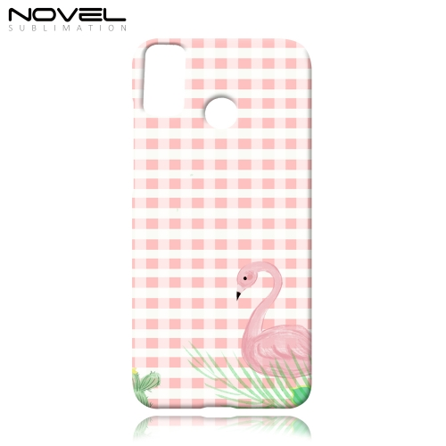 Blank Sublimation 3D Plastic Cell Phone Case For Honor 9X Lite