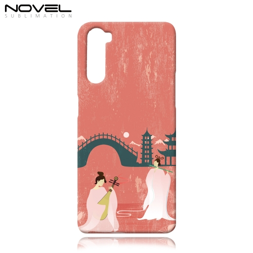 Sublimation Blank 3D Case for OnePlus Nord