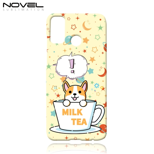 Blank Sublimation 3D Plastic Phone Case for Huawei P Smart 2020