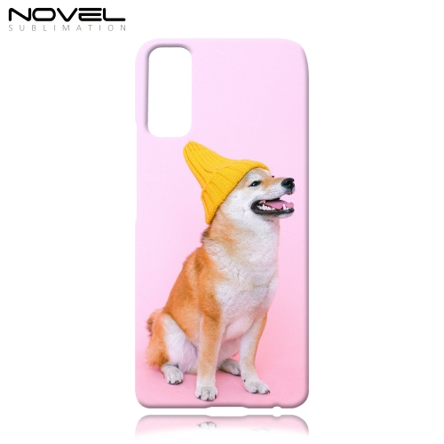 DIY Sublimation Blank 3D Plastic Case for Huawei Enjoy Z