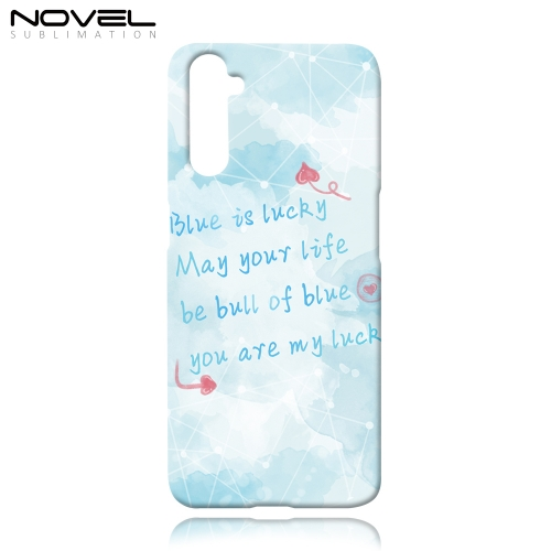 3D Sublimation Case for OPPO Realme 6 Printing Cell Phone Cover
