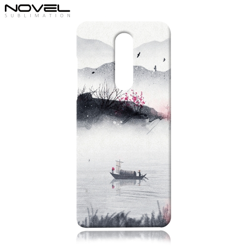 Classic Sublimation 3D Polymer Phone Case for OnePlus 8
