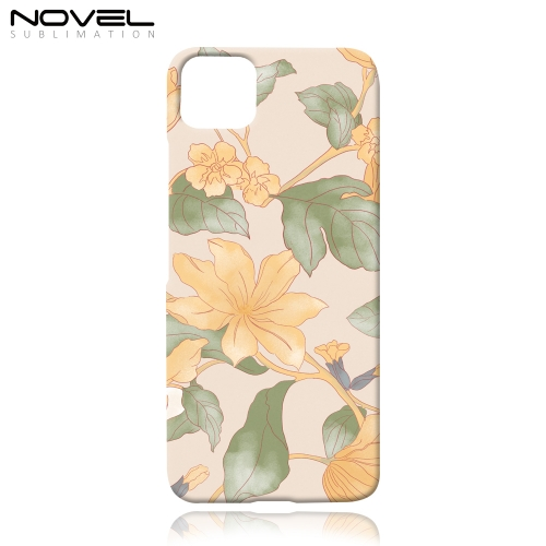 Blank Plastic Blank Sublimation 3D Case for Huawei Enjoy 20