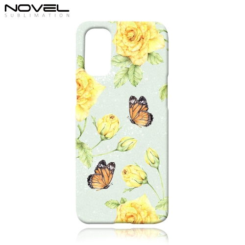 3D Printing Sublimation Blank Phone Case for OPPO Reno 4 Pro