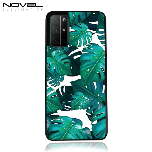 DIY Sublimation Blank 2D Hard Plastic Case for Honor 30S