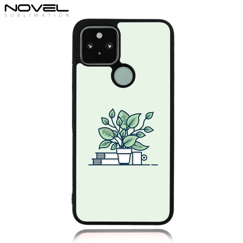 Sublimation Customized 2D TPU Case for Google Pixel 5 XL