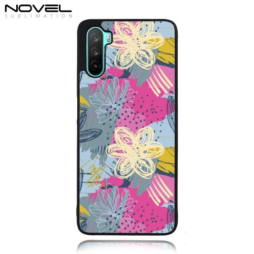 2D Rubber Case Phone Sublimation Blank for Huawei Maimang 9