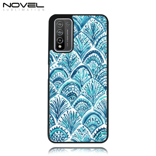 Blank Sublimation 2D TPU Case Cover for Honor 10X Lite