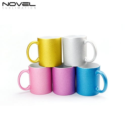 Color Sublimation Printing 11oz Pearl Mugs