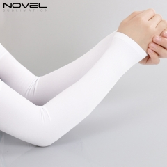UV Sun Protective Ice Silk Sleeve Unisex Sublimation Cooling Arm Sleeve